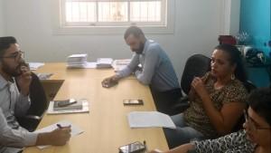 Reunião da FBAC - Negociação do ACT 3