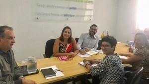 Reunião da FBAC - Negociação do ACT