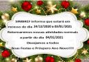 SINIBREF informa: