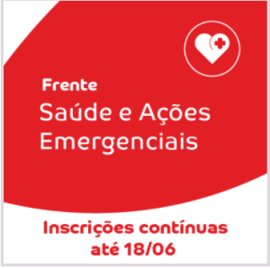 FRENTE SAUDE E ÇOES EMERGENCIAIS