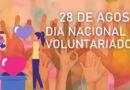 28 de agosto – Dia Nacional do Voluntariado