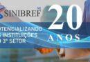 #SINIBREFMG20anos